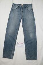 Levi's 503 LOOSE usato (Cod.D2115) W30 L34 denim jeans largo