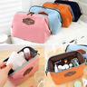 Storage Makeup Bag Travel Box Pouch Cosmetic Toiletry Purse Case Organizer Zip