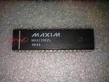 Maxim MAX139EPL 3 1/2 Digit A/D Converter PDIP40 x 1pc