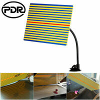 PDR Tool Reflector Line Board For Car Dent Hail DIY Paintless Repair Removal AU