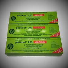 Frohnes originale Pedimol 200 ** GIGANTE Tube 3 x 200ml ** (4016)