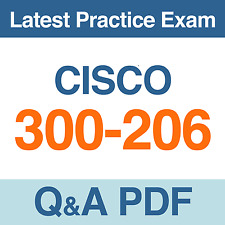 Implementing Cisco Edge Network Security Solutions Practice Test 300-206 Q&A PDF