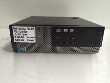 Dell OptiPlex 9020 SFF Intel 4th Gen i5-4570 3.2Ghz 8GB RAM 500GB HDD Linux PC
