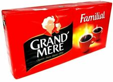Kaffee Grand Mere Familial, gemahlen, 4 x 250g = 1 kg