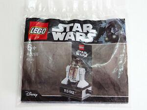 LEGO STAR WARS POLIBAG MINIFIGURA R3-M2 40268 100% ORIGINAL LEGO MINIFIGURE