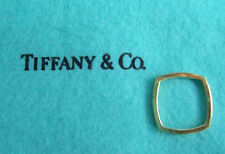 "TIFFANY & CO. FRANK GEHRY 18KT ""TORQUE"" COLLECTION RING!!! SIZE 4.5!"