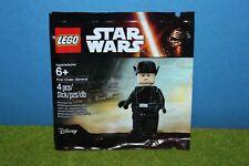 Lego Star Wars Figurine First Order General Polybag 5004406 New Unopened Misb