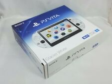 SONY PS Vita PCH-2000 ZA22 Glacier White Console Wi-Fi model JAPAN F/S NEW