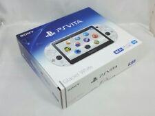 SONY PS Vita PCH-2000 ZA22 Glacier White Console Wi-Fi model JAPAN F/S NEW