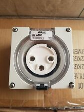 Clipsal 56SO332 56 Series Socket Outlet 3 Round Pin 250V 32A
