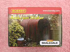 HORNBY SKALEDALE R8987 - ANDERSON SHELTER - MINT CONDITION - BOXED