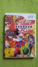 Wii - Bakugan Battle Crawlers