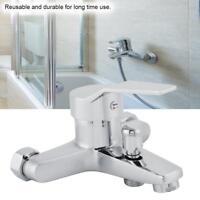 Bath Tub Tap Faucet Shower Head Wall Mount Bathroom Mixer Tap Bath Faucet Valve