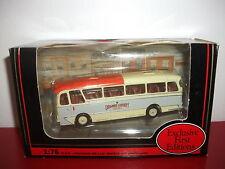 cavalier coach orange luxury autobus car bus EFE 1/76 exclusive first editions