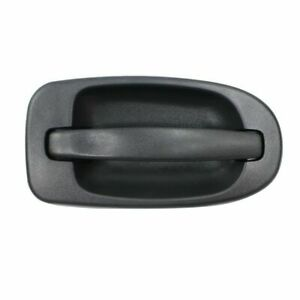 for 1997 2005 Chevrolet Venture Front Right RH Door Handle Outside Texture Black
