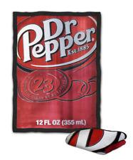 Dr Pepper Blanket ( KIDS / MEDIUM / LARGE )