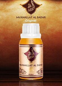 Mukhallat al badar (Oud muqaddas) high quality Perfume Oil  3ml, 6ml, 12ml, 36ml