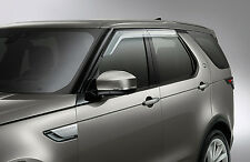 The All-New Land Rover Discovery 5 - Wind Deflectors Tinted - VPLRP0284