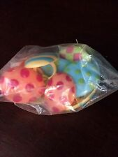 Easter Party Rings NIP Favors Cake Toppers 12