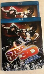 Step Up 3D - Blu-Ray Slipcase - Come nuovo!