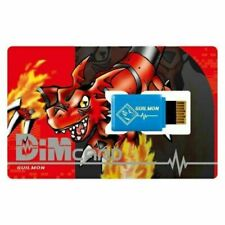 PREORDER  - Digimon Vital Bracelet Grand Prix Gacha Vol.01 Guilmon DiM Card