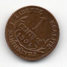 France - Frankrij - 1 Centime 1904
