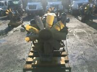 2003 Mercedes OM 460LA Diesel Engine, 410HP. All Complete and Run Tested.