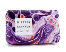 Mistral Anthropologie Lavande French Triple Milled Luxury Soap / 7 oz./200g