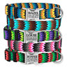 Personalized Dog Collar Custom Engraved Nylon Collars for Dogs Puppy Pet S M L