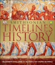 Timelines of History - Paperback By DK - VERY GOOD