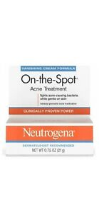 Neutrogena On-The-Spot Acne Spot Treatment 2.5% Benzoyl Peroxide Acne Treatment