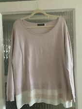 MINT VELVET LAYERED TOP SIZE UK 14