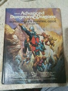 Dungeoneer's Survival Guide (Advanced Dungeons and Dragons)