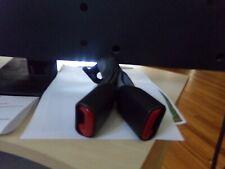 Black OEM 2003-2008 Crown Victoria Rear Seat Belt Attachment