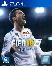 FIFA 18 (English/Chi Ver) for PS4 Sony Playstation 4