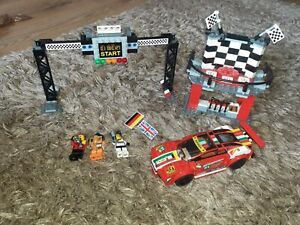 LEGO RACE TRACK ASSORTMENT
