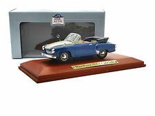 1956 Wartburg 311-2 Cabriolet 1:43 von Atlas