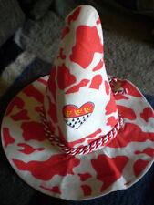 FILZ - Zipfelmütze / Sepplhut mit - KÖLN WAPPEN - COLOGNE - in Rot/Weiß / NEU