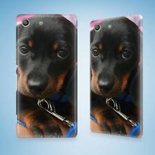 DACHSHUND DOG 3 HARD CASE SONY XPERIA Z Z1 Z2 Z3 Z4 Z5 COMPACT