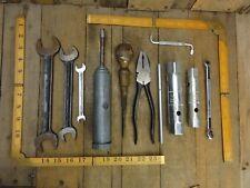 Classic Car Vintage Tool Kit Roll ~16