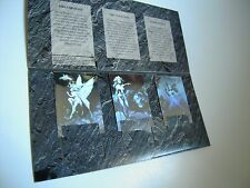 "FRAZETTA  HOLOGRAM CARDS SET LIMITED EDITION  AVEC CERTIFICAT D""AUTHENTICITE"