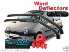 RENAULT TWINGO 2000 - 2008  3.doors  Wind deflectors  2.pc  HEKO  27142