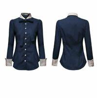 T-Shirt Fashion Women's Shirt Loose Women Ladies Office Top Casual Blouses Tops