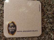 Brings Bierdeckel Gaffel Kölsch  120 Stck Heimspiel Neu