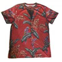 Chubbies Magnum PI Men's T-Shirt Tropical Palm Leaf Size Sizes: S M L XL