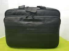 Alpine Swiss Messenger Bag Leather 15.6 Laptop Briefcase Portfolio Business Case