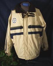 RARE White &  Blue MARKER 2002 SLC Olympic SnowBasin Alpine Team Ski Jacket L