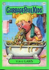 Garbage Pail Kids Flashback Series 3 Green Parallel Base Card 52b Tub O' LARS