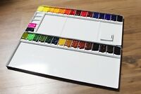 Heungil Palettes Aluminum Watercolor Palette 13/20/26/30/35/39/65 Compartments