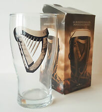 Guinness Stout Collectible Halloween Beer Pint Glass with Original Box